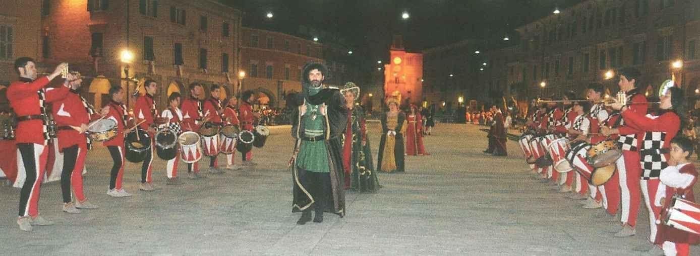 San Severino Marche, attesi 1300 figuranti per il Palio dei Castelli -  Picchio News - Il giornale tra la gente per la gente