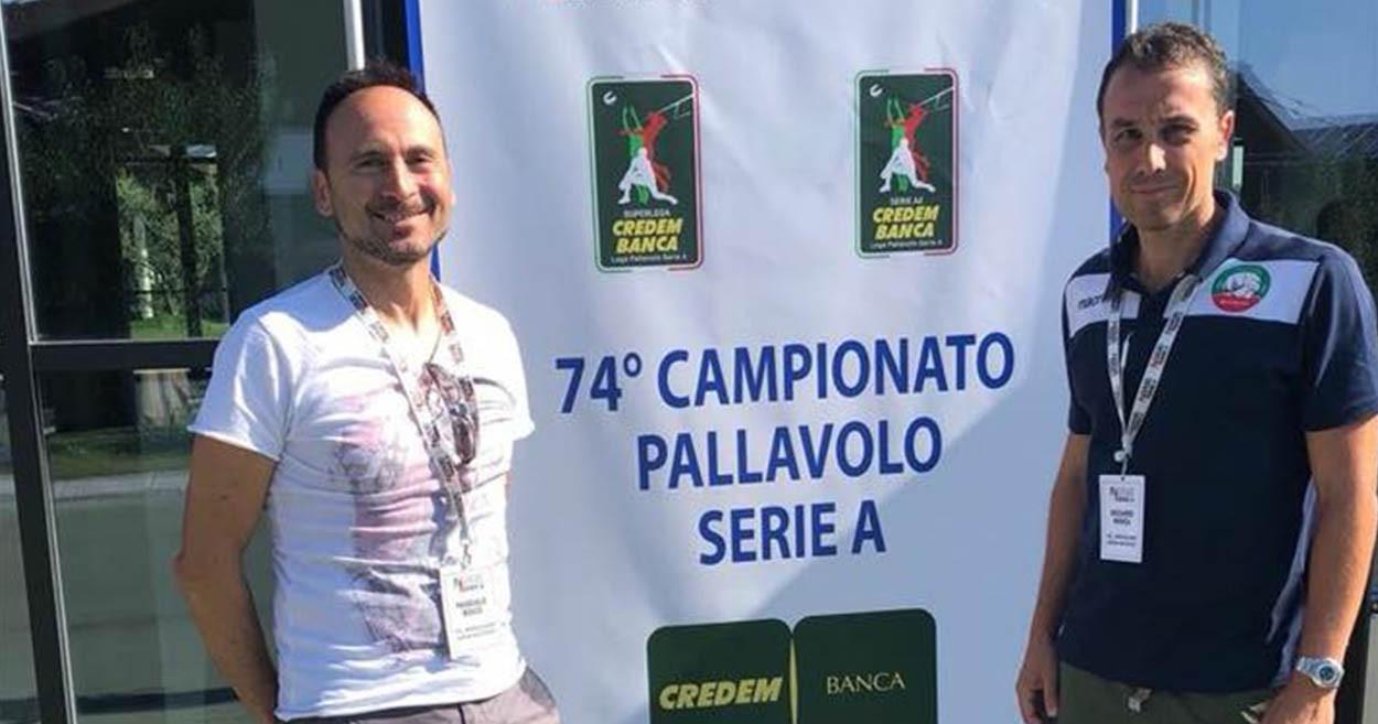 Calendario Boschi.Pallavolo Macerata Coach Bosco Buon Calendario Subito Tre