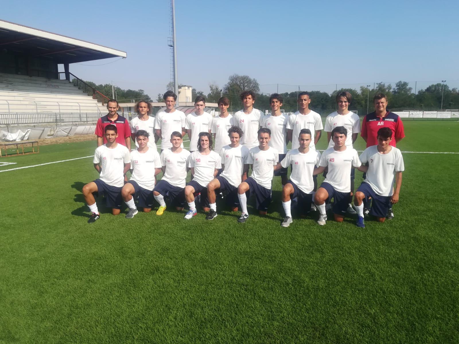 Calendario Nazionale Calcio.Sangiustese Calcio Mister Rossi Commenta Il Calendario