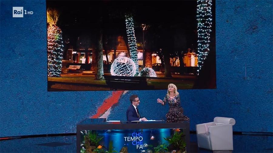 Ascolti Tv 23 dicembre 2018, Bolle di Natale e Fazio fa festa