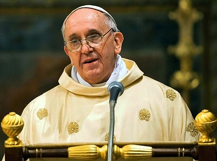 Camerino, Papa Francesco ai terremotati: Abbiate speranza, andate avanti