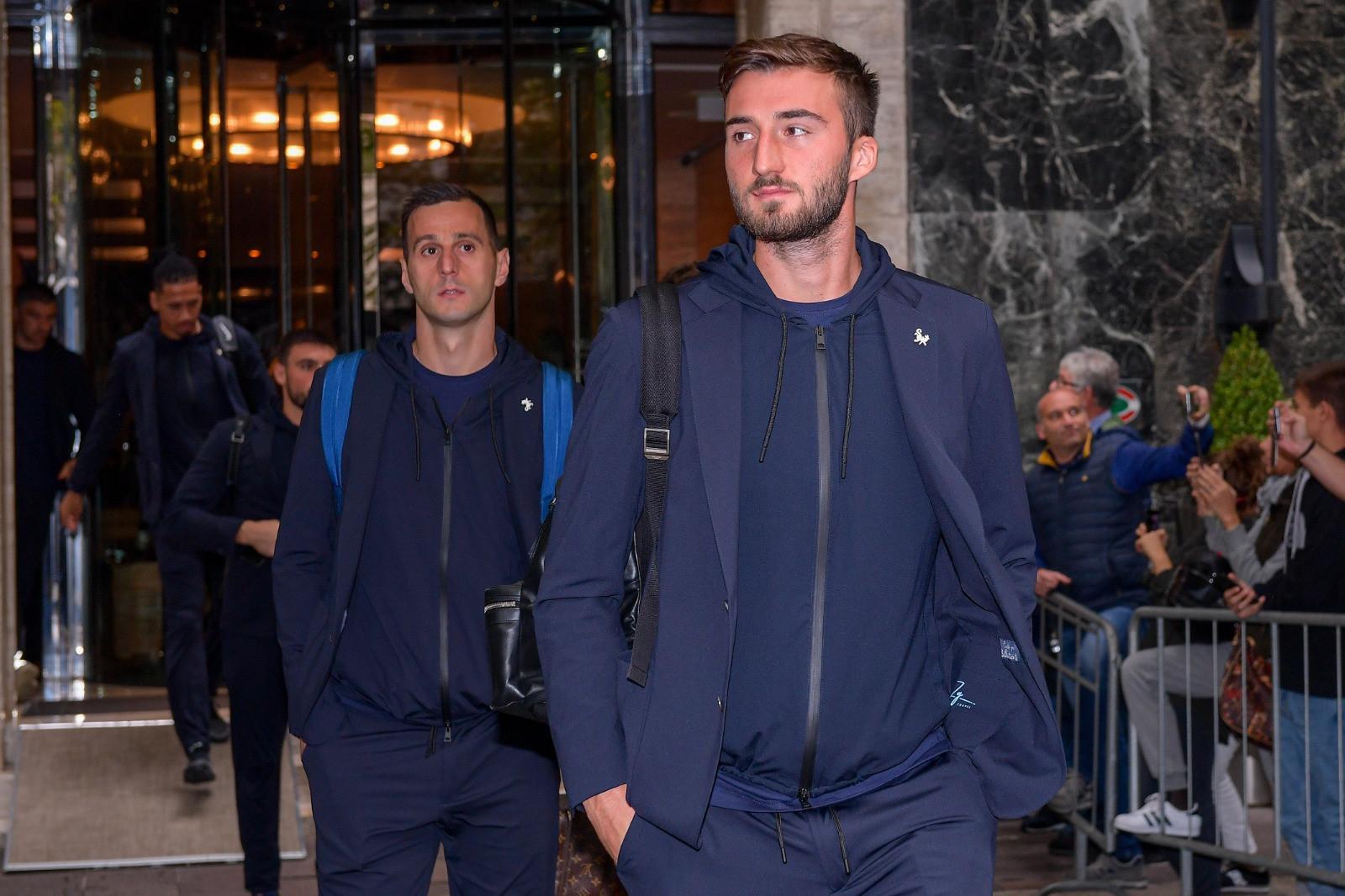 Tombolini veste l'As Roma: è fornitore ufficiale per la stagione ...
