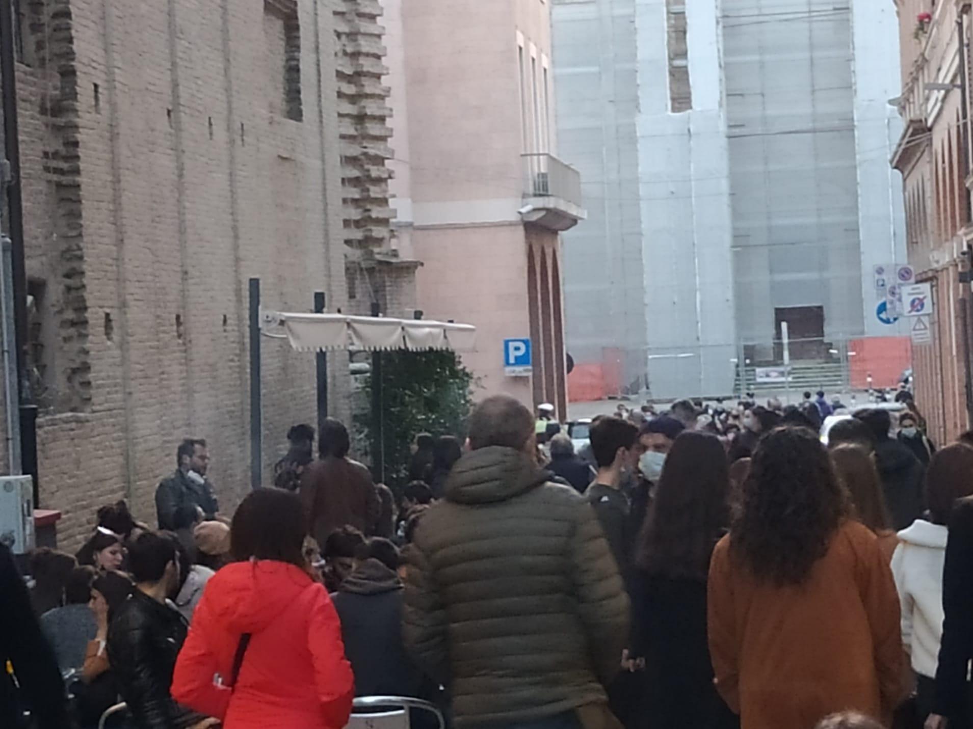 Pasqua in zona rossa per tutta Italia