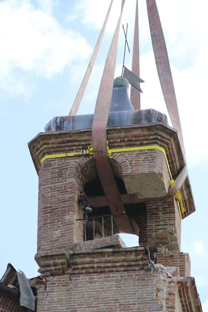 campanile santa maria in via