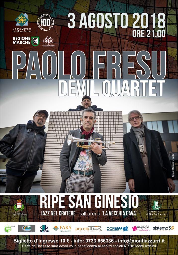 Paolo Fresu_ripe san ginesio
