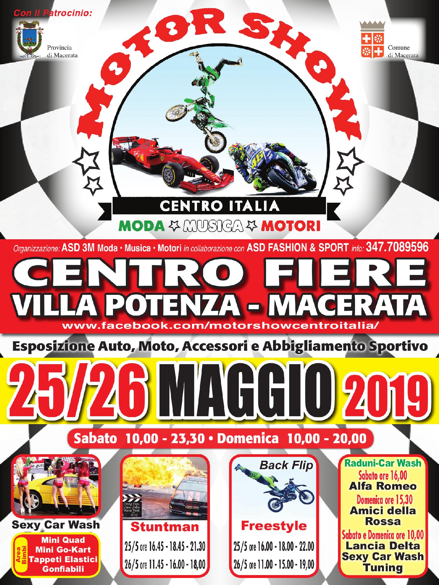 MotorShow Centro Italia