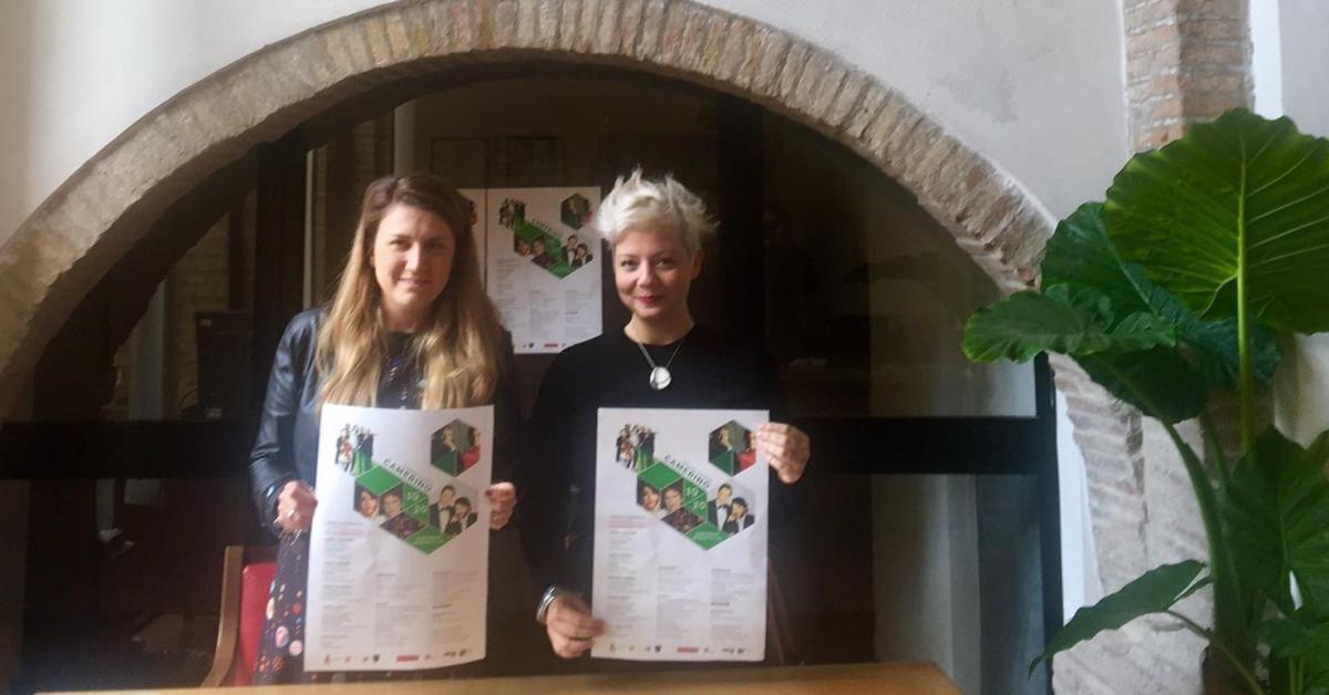 Camerino, presentata la stagione teatrale: Ambra Angiolini in esclusiva regionale - Picchio News