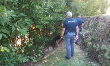 Controlli al parco di Fontescodella, denunciato un 19enne trovato con la droga