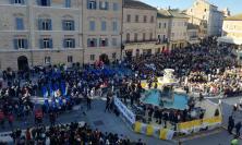 """Cingoli, gli studenti dell'Ipseoa """"Varnelli"""" a Loreto per incontrare il Santo Padre"""