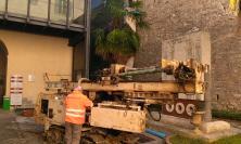 San Severino: avviate le indagini preliminari per il progetto di recupero del Municipio lesionato dal sisma