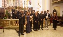 Montecosaro, chiesa di Sant'Agostino gremita per il concerto di fine '700