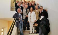 Macerata, i diplomati nel 1969 tornano al Liceo (FOTO)
