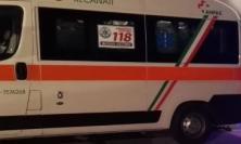 Corridonia, si lancia dal cavalcavia della superstrada: 37enne a Torrette