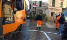 Covid-19, Montefano: continua la sanificazione di tutto il territorio