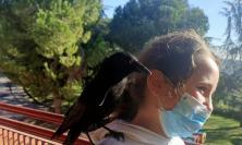 """Potenza Picena, a scuola arriva un nuovo vivace """"alunno"""": lezione con una taccola"""
