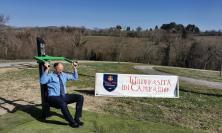 """Unicam,  il rettore Pettinari """"mostra i muscoli"""": inaugurata nuova palestra all'aperto del Cus"""