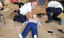 Treia, primo soccorso e defibrillatore: conclusi i corsi organizzati dalla Croce Rossa