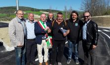 Valfornace, consegnate 38 SAE in località Campi di Fiordimonte