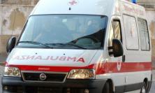 Sarnano, cade in bici durante l'escursione: trasportato all'ospedale