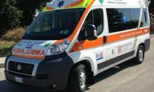 Incidente stradale a Cingoli: tre feriti