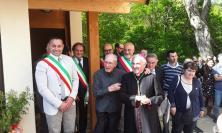 Valsantangelo, inaugurata la chiesetta di San Vito