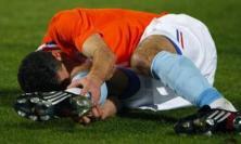 Calcio, normale fallo di gioco o responsabilità penale?