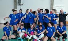 Pallavolo femminile, la Polisportiva Cingoli promossa in serie D