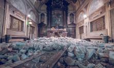 """Tolentino, l'appello del comitato Centro Storico alla Soprintendenza: """"Salvate le opere d'arte del Ss. Crocifisso"""""""