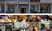 Tolentino, chiudono altre due attività: la libreria Nautilus e la storica Tessilcasa