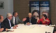 Gli artigiani di Confartigianato incontrano il Commissario per la ricostruzione De Micheli