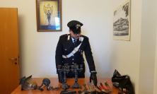 Rubano mobili del 1800: due arresti a Cingoli