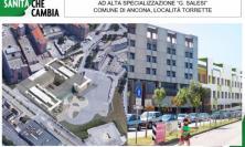 Il nuovo Salesi sarà pronto fra tre anni: 21mila metri quadrati distribuiti su cinque piani