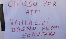 """Bagni pubblici vandalizzati, Ciarapica: """"Troveremo i colpevoli nel rispetto di tutti i cittadini"""""""
