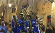 Gli Esordienti della Feba Civitanova si aggiudicano il Torneo Internazionale di Fermo