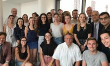 Dall'Australia a Unimc per studiare il diritto