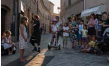 """La terza edizione """"promuove"""" il Recanati Art Festival, il sindaco: tra gli eventi più importanti della città"""