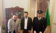 """Folla per Salvini, Patassini: """"Tra guardie e ladri sappiamo da che parte stare"""""""