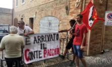"""Sit-in degli studenti: """"Diciamo no a Salvini e alla sua politica"""""""