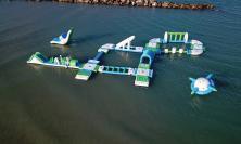 Nuovo parco acquatico di Civitanova, la denuncia di una mamma: nessun controllo allo scivolo