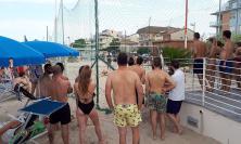 Partitella col campione: Juantorena al Golden Beach di Civitanova (FOTO)