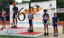 La Asd Roller Civitanova alle 6 giorni rotellista di Santa Maria Nuova
