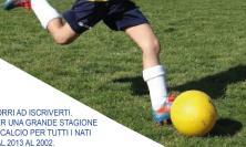 Aperte le iscrizioni alla scuola calcio del Villa Musone