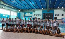 L'Iridato Simone Ruffini inaugura la stagione del nuoto agonistico della NPN Tolentino