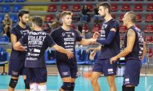 Volley Potentino, indicazioni utili nell'allenamento congiunto con Fano