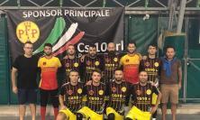 Calcio a 5, esordio positivo per il Futsal Potenza Picena