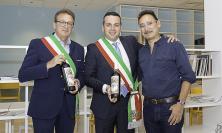 """Belforte del Chienti ha la sua nuova Biblioteca Comunale e Scolastica """"Mario Ciocchetti"""""""