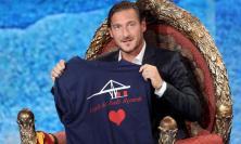 """Il ricordo di Totti: """"I primi passi a Porto San Giorgio"""""""