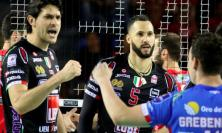 Volley, Lube alla Final Six con Juantorena, Cester e Rezende