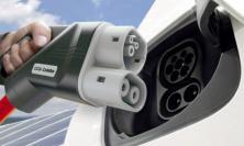 Mobilità alternativa a San Severino, ecco la colonnina per le auto elettriche