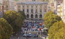 Giornata delle auto d'epoca, ad Ancona da tutta la regione